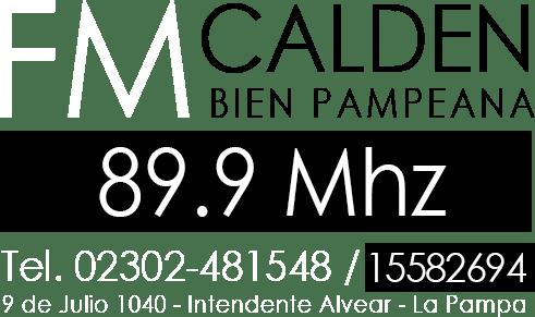 Radio Calden - 89.9 - Intendente Alvear - La Pampa